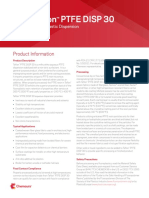 Teflon Ptfe Disp 30 Product Info