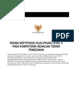 11 KKNI II Teknik Pemesinan