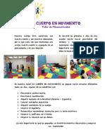 Mi Cuerpo en Movimiento PDF