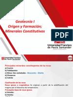 Presentacion_ufps GEOTECNIA I - Fisico-Quimicas de Las Arcillas 2019