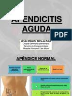 22 - Apendicitis Aguda