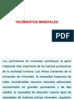 2º CLASE  - AREAS DE DISTRIBUCIÓN DE LOS MINERALES.ppt
