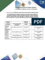 Informes - Química Orgánica