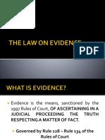 Evidence - BFP