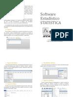 Folleto Statistica