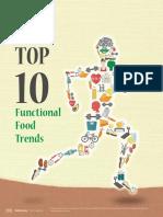 Alimentos Funcionales Top Ten