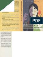 Martha Davis y Matthew McKay - Tecnicas de Autocontrol Emocional