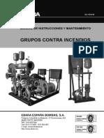 Manual Iom Grupo Presion (Ebara)