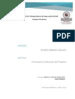 Cuestionario - Ricardo Ramirez