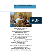 oraciones yorubas