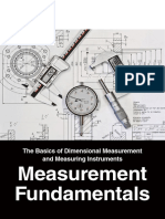 KEYENCE - Measurement Fundamentals - The Basics of Dimensional Measurement & Measuring Instruments