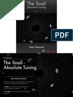 IrcamLab the-Snail Manual