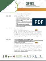 Programación CIPRES -Agenda  General 2019 (f)