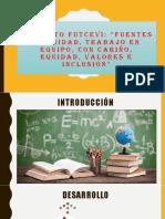 proyecto para primarias