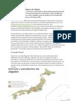Japón Milagro Economico