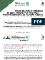 Apresent v-024SanBasico Problemas Gestao PolitPublicas
