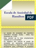 Escala de Ansiedad de Hamilton (1)