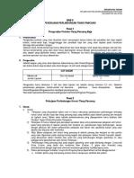 Spesifikasi Teknis HDPE