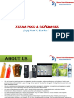 Xesaa Food & Beverages