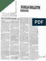 Manila Bulletin, Dec. 5, 2019, Dont let liquid marijuana become trend.pdf