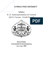 BE Instrumentation 2015