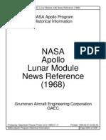 Lunar Module News Reference