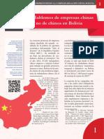 Boletín China- Plataforma Energetica y Cedla
