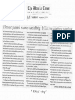 Manila Times, Dec. 5, 2019, House panel starts tackling bills regulating vaping.pdf