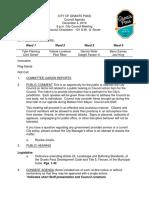 CITY OF GRANTS PASS - Council Agenda - December 4, 2019