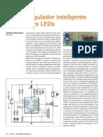 130305 Regulador Inteligente Para LEDs