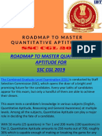Roadmap for Ssc Cgl-converted