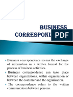 Business Corres Wps Office