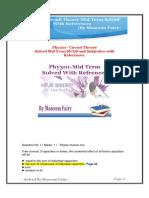 PHY301_SOLVEDMIDTERMPAPERSWITHREFERENCEBYMASOOMFAI.pdf