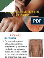 Cuidadod de Enfermria en La Psoriasis