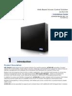 Acw2 Xn Installation Guide En