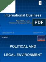 International Business Management (Chapter 8)