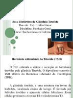 Aula Distúrbios da Glândula Tireóide.ppt