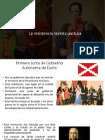 Unidad 4 Agustín Agualongo - Sebastián Saavedra