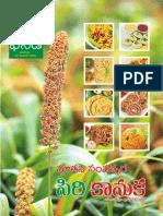 Sakshi Millet Book