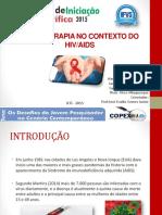 A FISIOTERAPIA NO CONTEXTO DO HIV - artigo.pptx