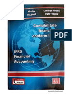Contabilitate financiara conform IFRS