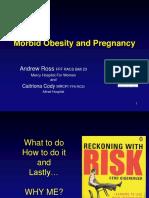 Morbid Obesity and Pregnancy