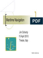Maritime Navigation PPT by Doherty