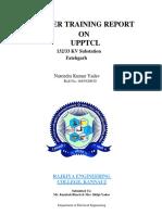 Upptcl Report Narendra