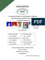 Journal Kepemimpinan Kelompok