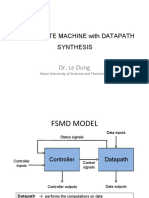 FSM With Datapath