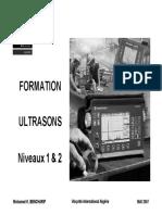 formation ultrason