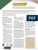 CA Tip Sheet