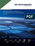 Hexagon Metrology Pocket Catalog Es