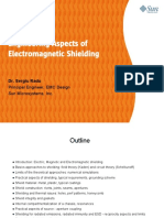 Engineering Aspects of Electromagnetic Shielding